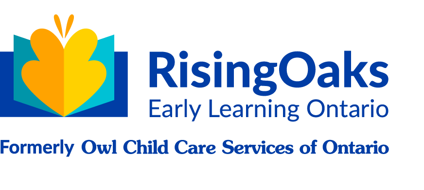 Rising Oaks logo